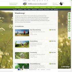 Hunsrück-Touristik - Wanderwege