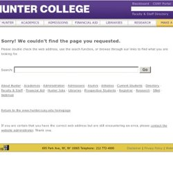 Health Professions Education Center - Hunter College Schools of the Health Professions - New York, NY