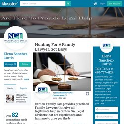 Hunting for a Family Lawyer Made Easy!