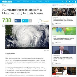 *****Forecast modelling debate