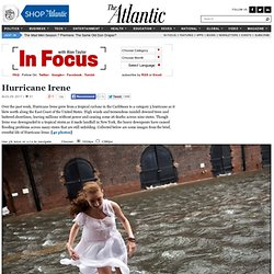 Hurricane Irene - Alan Taylor - In Focus