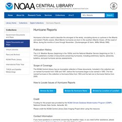 NOAA Central Library