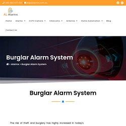Looking for Burglar Alarm in Liverpool