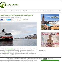 Hurtigruten, crucero por fiordos noruegos. Viajes a Noruega