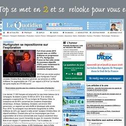 Hurtigruten se repositionne sur l'exploration - Croisières sur Le Quotidien du Tourisme