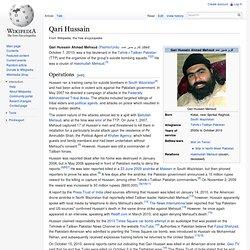 Qari Hussain