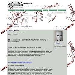 husserl - Husserl, Ideen 2