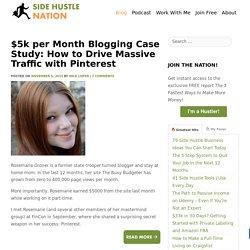 The Side Hustle Nation Blog - Business Ideas for Part-Time Entrepreneurs