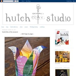 hutch studio