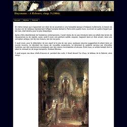 Huysmans - A Rebours - La Salomé de Gustave Moreau (1884)