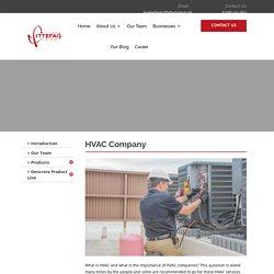 HVAC Companies in Lahore
