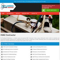HVAC Contractor NJ
