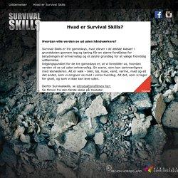 hvad-er-survival-skills