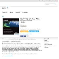 HXAF003R - Western Africa