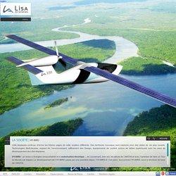 HY-BIRD l'avion électrique de LISA
