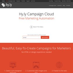 Hy.ly - Simple Social Apps
