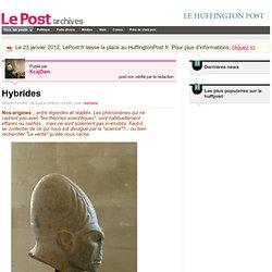 Hybrides - KcajDam sur LePost.fr (01:50)