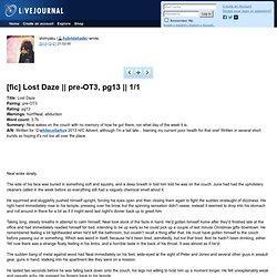 Lost Daze pre-OT3