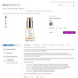 Crème hydratante bio fluide pour peau terne - Dr. Hauschka