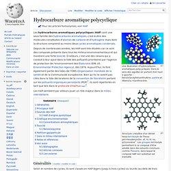 Hydrocarbure aromatique polycyclique