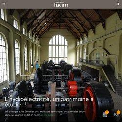 Patrimoine hydroélectrique et hydroélectricité en Savoie
