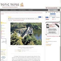 Barrage hydroélectrique de Rophemel, Plouasne
