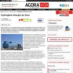 Hydrogène énergie du futur