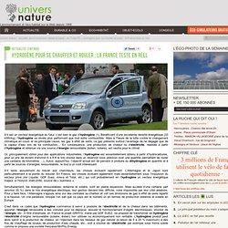Hydrogène pour se chauffer et rouler : la France teste en réel