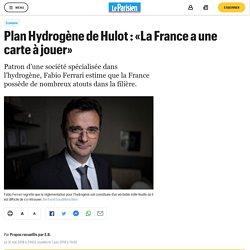 Plan Hydrogène de Hulot : «La France a une carte à jouer»