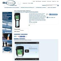Hygiena , SystemSure Plus ATP Meter Testing