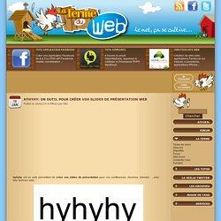 hyhyhy: Un outil pour créer vos slides de présentation web