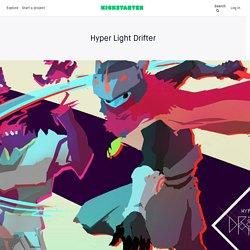 Hyper Light Drifter by Heart Machine