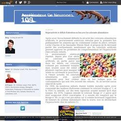 Hyperactivité et déficit d'attention en lien avec les colorants alimentaires - Le blog de adn109