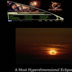 Hyperdimensional Eclipse