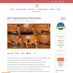 Best Hyperextension Alternatives