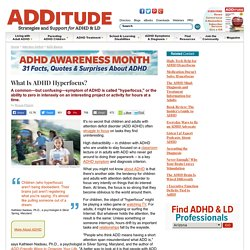 ADDitude - Attention Deficit Information