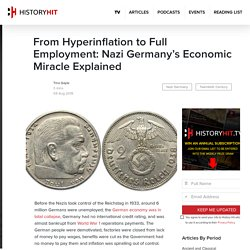 From Hyperinflation to Full Employment: Nazi Germany's Economic Miracle Explained