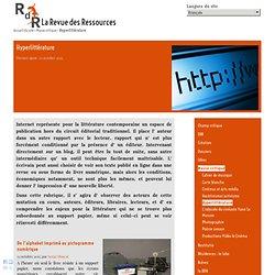 Hyperlittérature