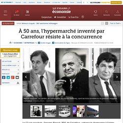 À 50 ans, l'hypermarché inventé par Carrefour résiste à la concurrence