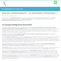 """Hypersensibilité et moyens d'action - Le """"Bonhomme Hypersensible"""""""