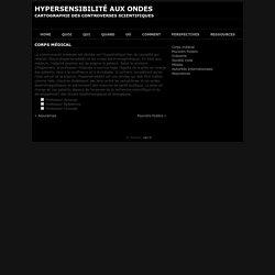Hypersensibilité Ondes