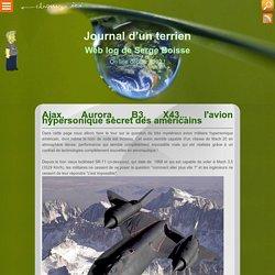 Ajax et Aurora : le véhicule hypersonique américain