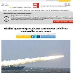 Nouvelles armes russes