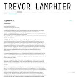 Hyperzontal - Trevor Lamphier