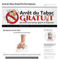 Hypnose Arret du TabacArret du Tabac Gratuit