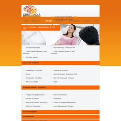 Hypnotherapy Centre in Chennai