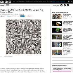 Hypnotic GIFs That Get Better the Longer You Stare at Them