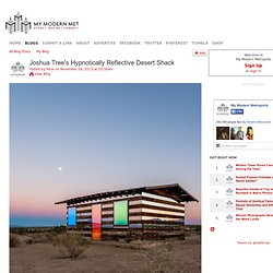Joshua Tree's Hypnotically Reflective Desert Shack