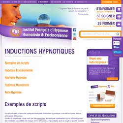 Institut Français d'Hypnose Ericksonienne