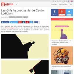 Les GIFs hypnotisants de Cento Lodigiani